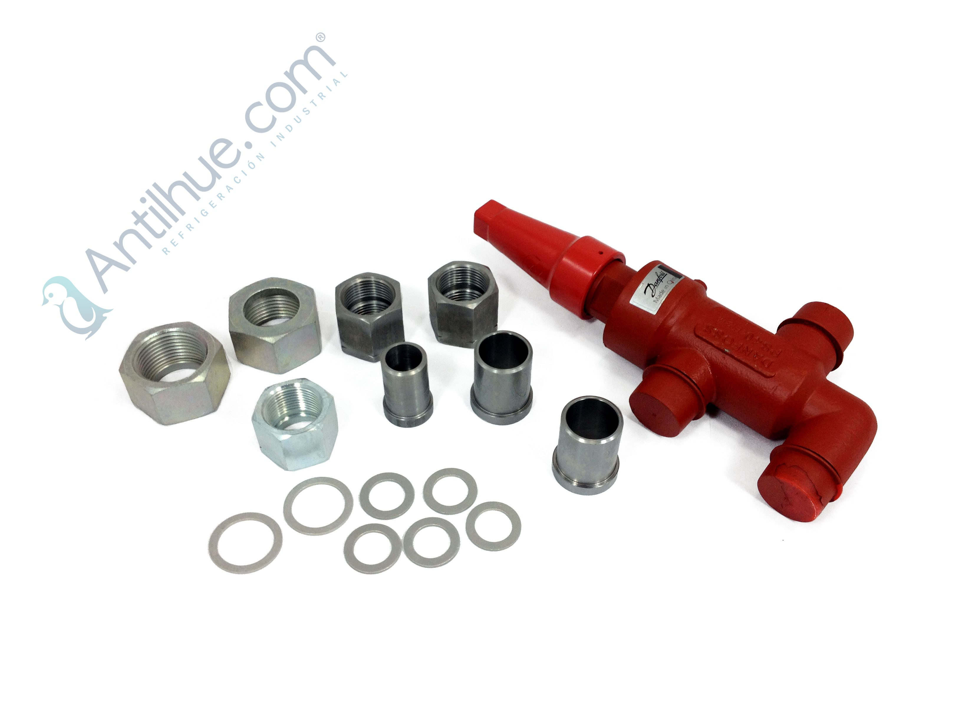 Valve,Dir Cont,3 Way,Orb Ports Buyers Products HV13AGOOD0 Directional Control Valve